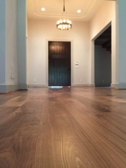 Solid wood flooring installations in San Antonio Texas