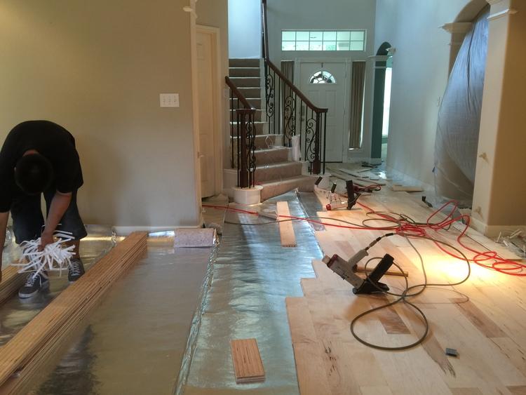 San antonio hardwood floors refinishing installations for Hardwood floors san antonio