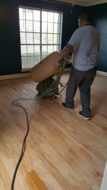 HARDWOOD FLOOR REFINISHING in SAN ANTONIO