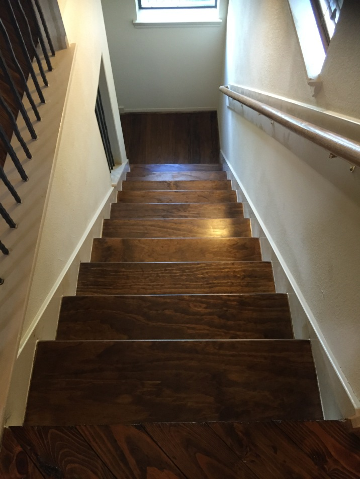 Professional wood floor refinishing installations in San Antonio Texas
