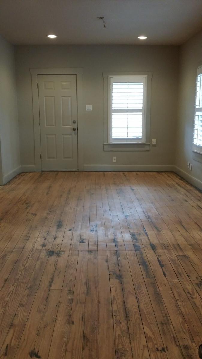 San Antonio Hardwood Floors Refinishing Installations